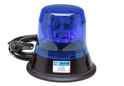 SAE Class I, Magnet Mount, Blue